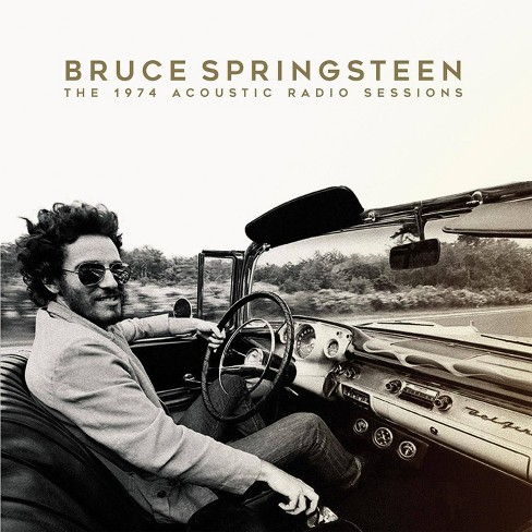 Bruce Springsteen - 1974 Acoustic Radio Sessions (Vinyl) - image 1 of 1