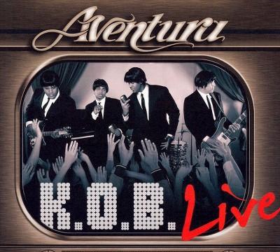 aventura k.o.b.live