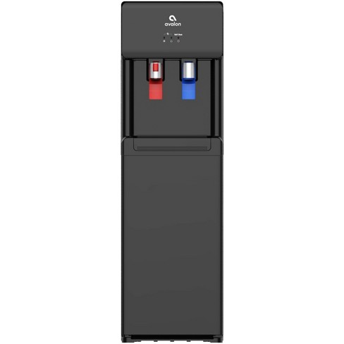 Avalon Self Cleaning Bottom Loading Water Cooler Dispenser - Black - image 1 of 3