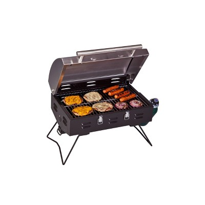 Camp Chef Stainless Steel Table Top Grill - Black