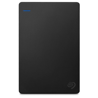 Seagate 2TB Portable HDD for PlayStation 4 - Black STGD2000400