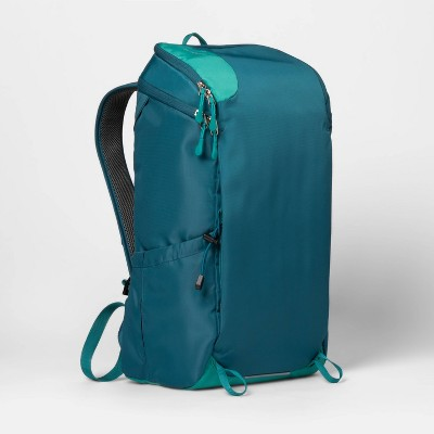 """20.5"""" Daypack Turquoise Blue - Embark™"""