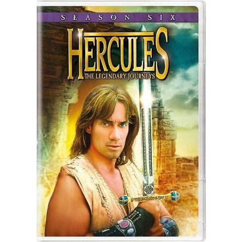 Hercules: The Legendary Journeys - Season 6 (DVD) - image 1 of 1