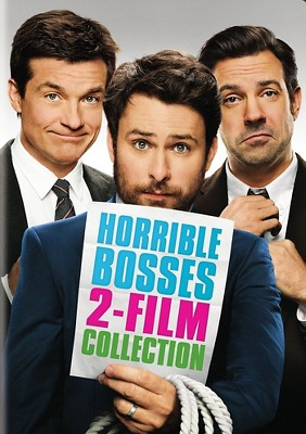 Horrible Bosses: 2-Film Collection (DVD)