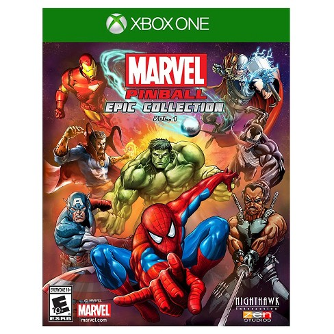 Marvel Pinball: Epic Collection Vol. 1 Xbox One - image 1 of 1