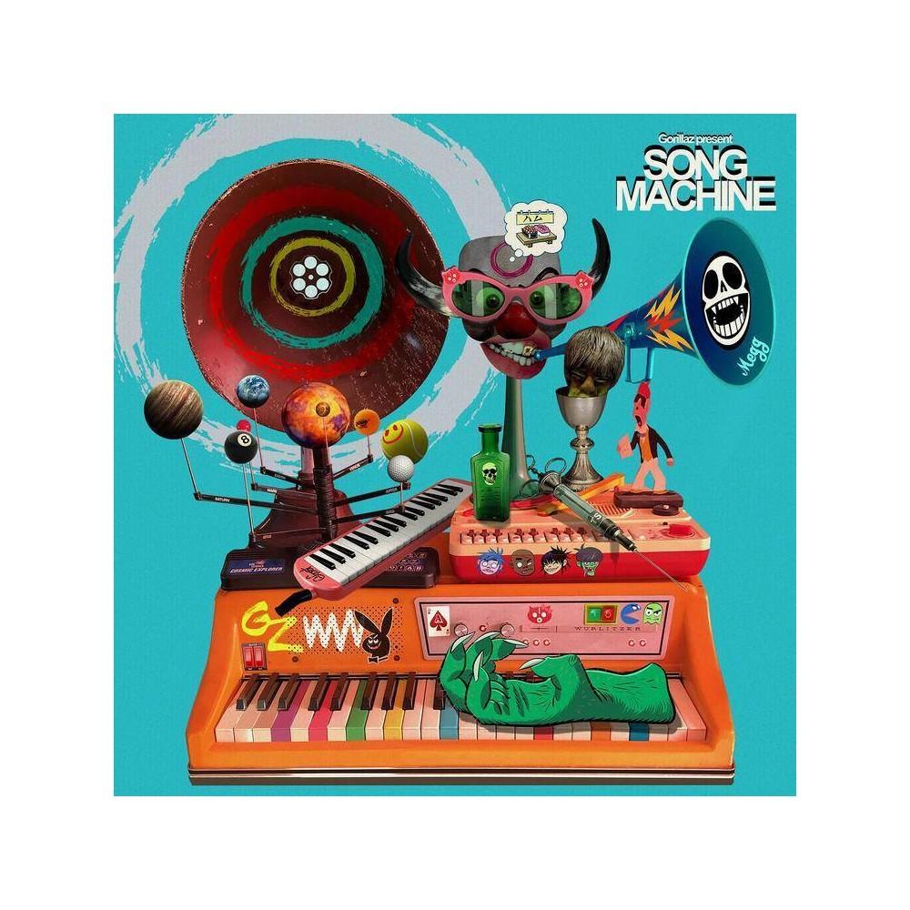 Gorillaz Song Machine Season One Explicit Lyrics Cd