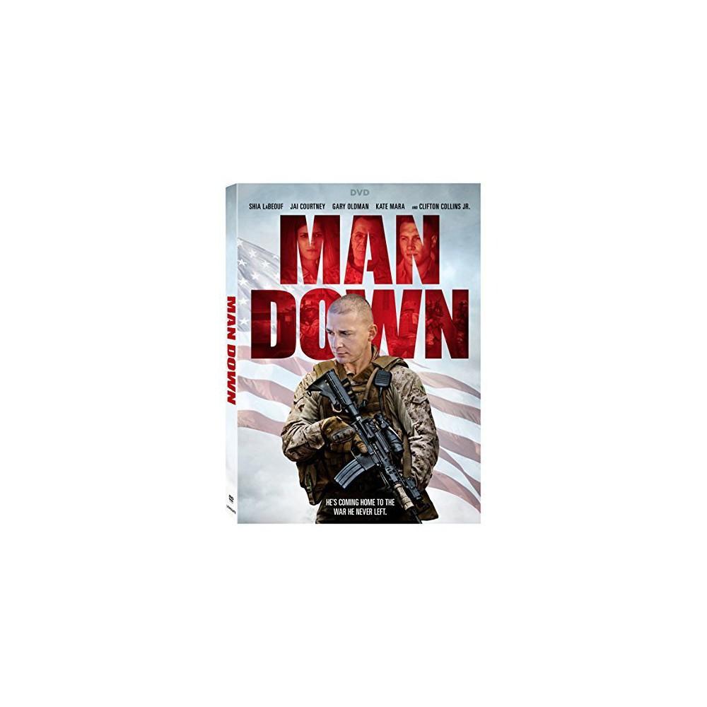 Man Down Dvd
