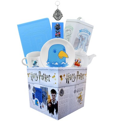 Toynk Harry Potter Ravenclaw House LookSee Box | Contains 7 Harry Potter Themed Gifts