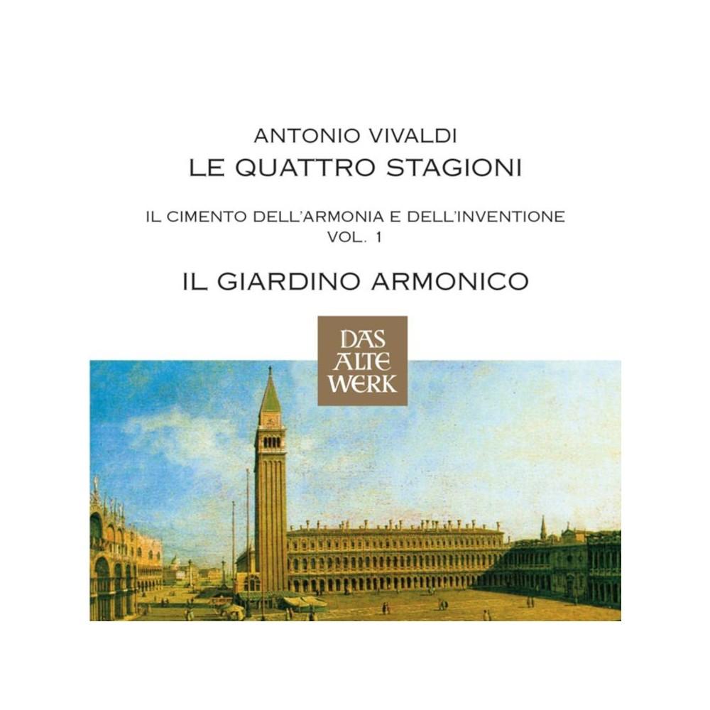 Il Giardino Armonico - Vivaldi:Four Seasons/Concertos (CD)