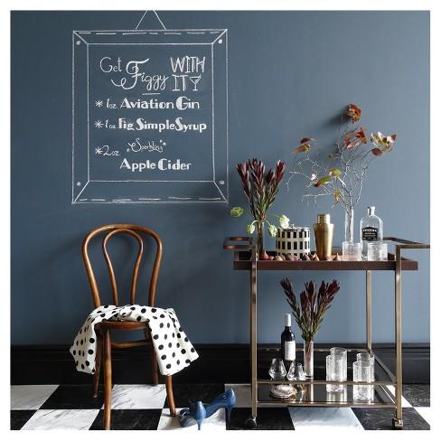 colorhouse wool quart interior chalkboard paint 06 br blue target