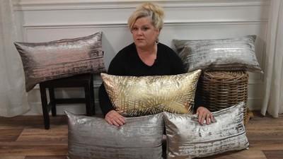 Geometric Throw Pillow - Rachel Kate : Target