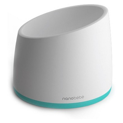 Nanobebe Smart Warming Bowl - White