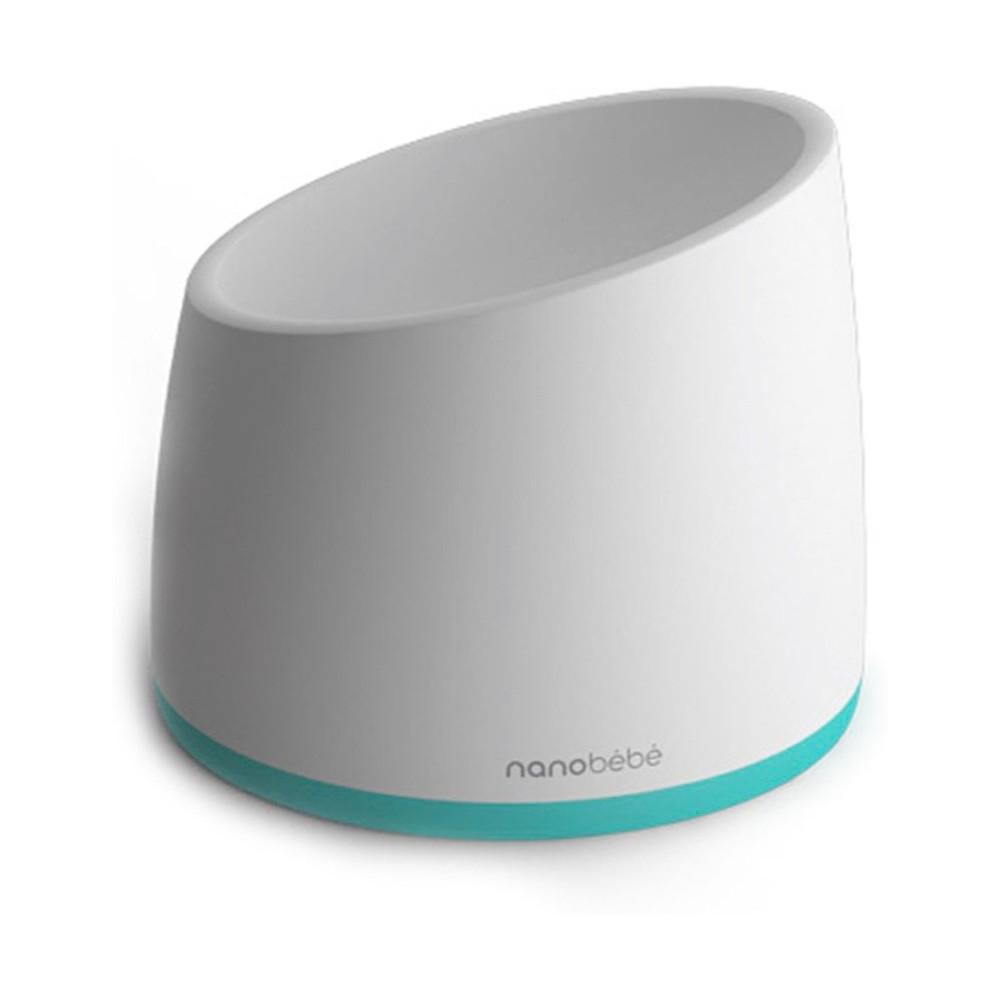 Image of Nanobebe Smart Warming Bowl - White