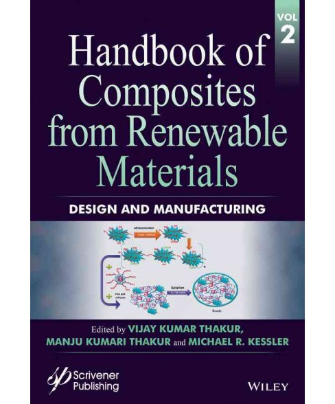 Handbook of Composites from Renewable Materials, Design and Manufacturing : Surface Engineering - image 1 of 1