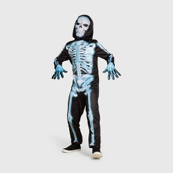 Kids' X-Ray Skeleton Halloween Costume - Hyde & EEK! Boutique™