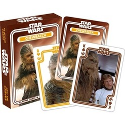 NMR Distribution Star Wars Chewbacca Playing Cards