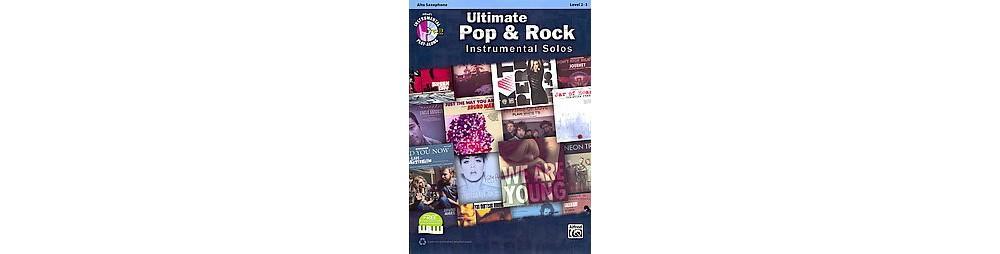 Alfred Publishing Ultimate Pop & Rock Instrumental Solos ...