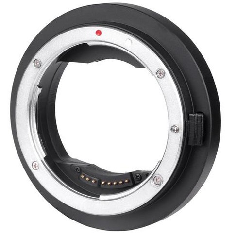 Viltrox EF-GFX Lens Mount Adapter for Canon EF or EF-S-Mount Lens to FUJIFILM G-Mount GFX Camera - image 1 of 2