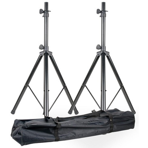 American DJ SPSX2B Speaker Stand Pair with Bag - image 1 of 1