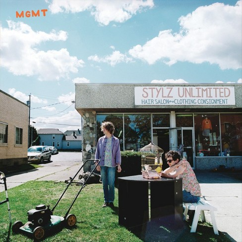 Mgmt - Mgmt (CD) - image 1 of 1