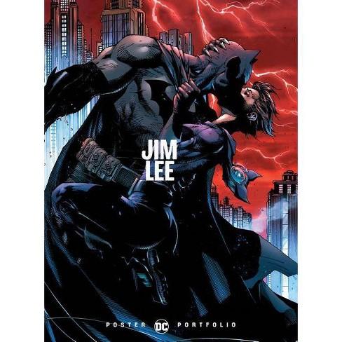 DC Poster Portfolio: Jim Lee - (Paperback) - image 1 of 1