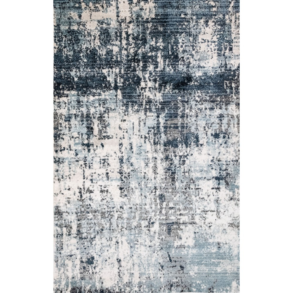 5'X8' Galaxy Woven Area Rug Gray - Liora Manne