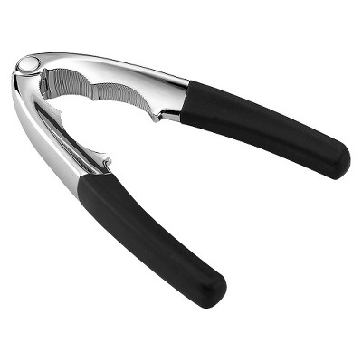 KitchenAid Gourmet Nut Cracker Stainless Steel Black handle