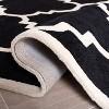 Penny Quatrefoil Design Tufted Accent Rug - Safavieh - image 4 of 4