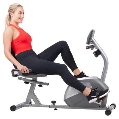 Body Champ Magnetic Recumbent Exercise Bike