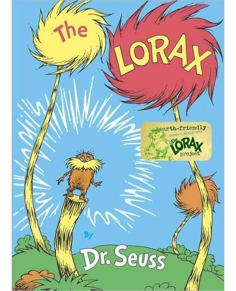 The Lorax (Hardcover) by Dr. Seuss - image 1 of 1