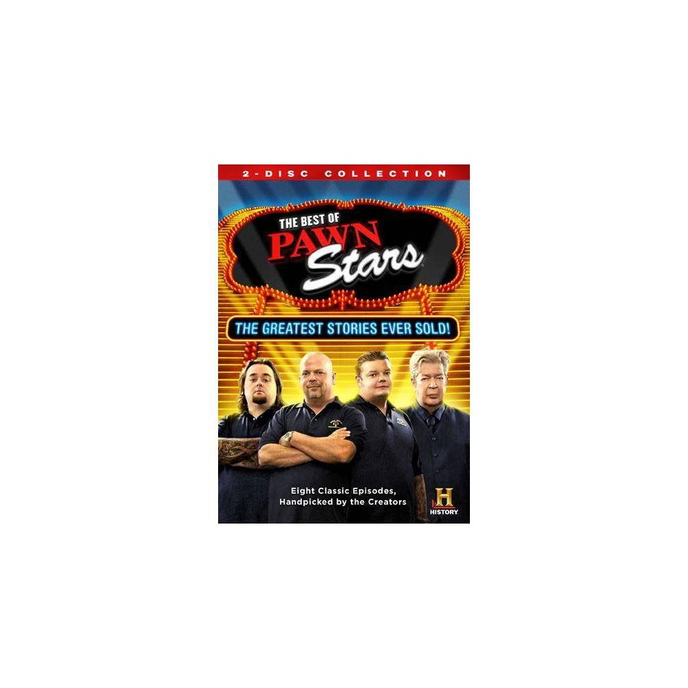 Best of Pawn Stars: The Greatest Stories Ever Sold (DVD) Compare