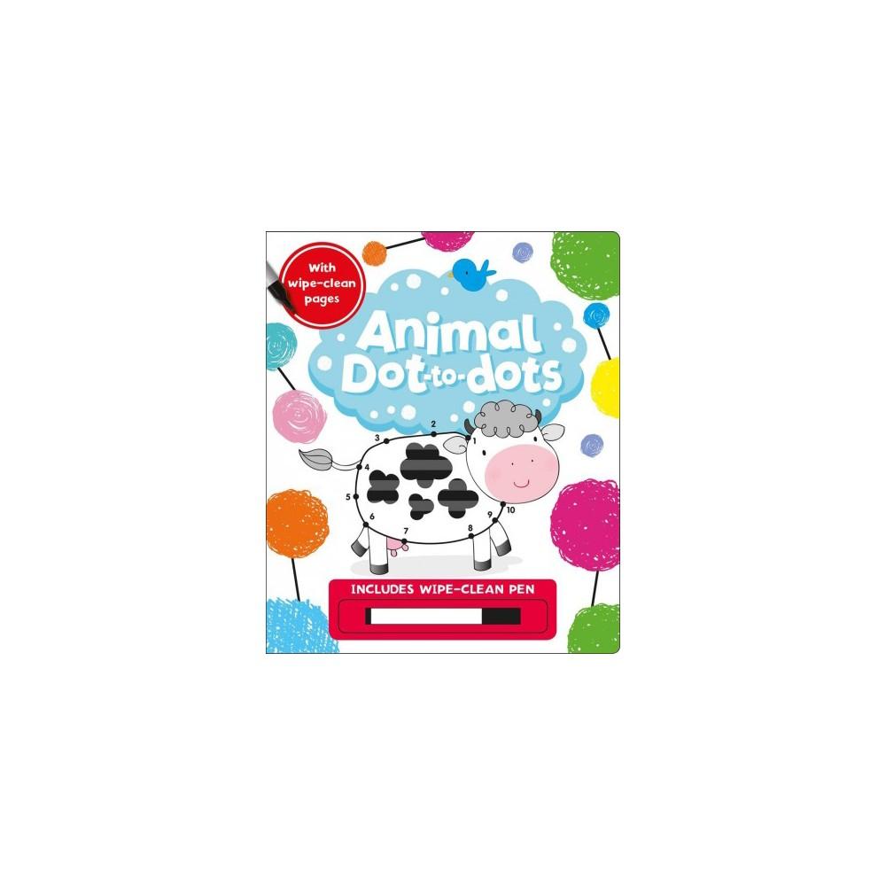 Animal Dot-to-dots - Brdbk/Acc (Hardcover)