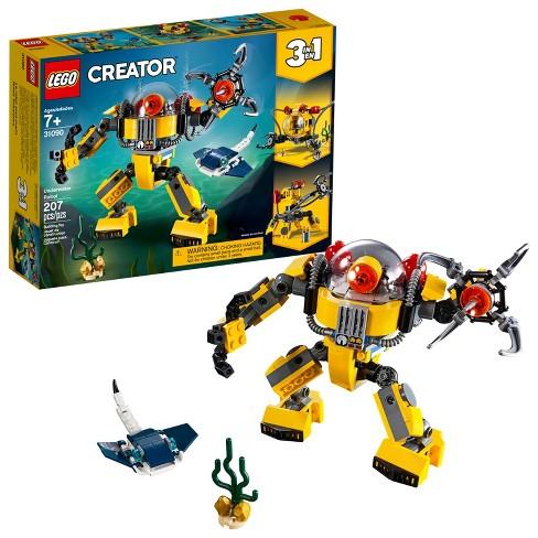 LEGO Creator Underwater Robot 31090 - image 1 of 4