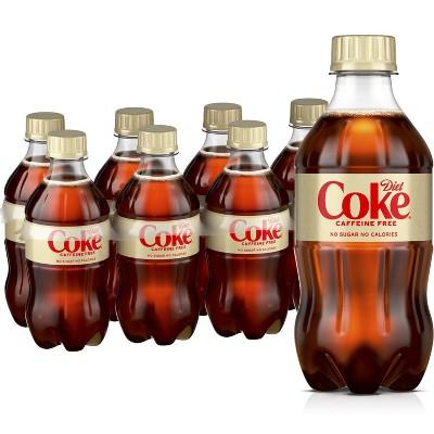 Diet Coke Caffeine Free - 8pk/12 fl oz Bottles