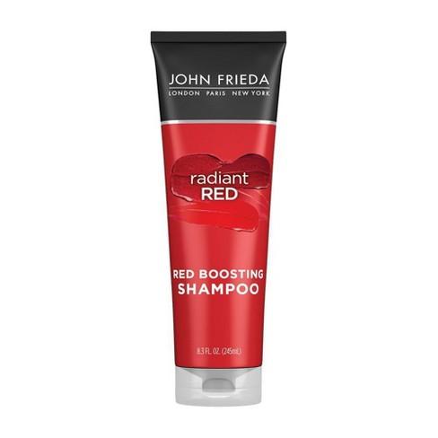 John Frieda Radiant Red Boosting Shampoo - 8.3 fl oz - image 1 of 4