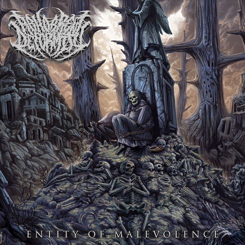 Abhorrent Deformity - Entity Of Malevolence (CD)