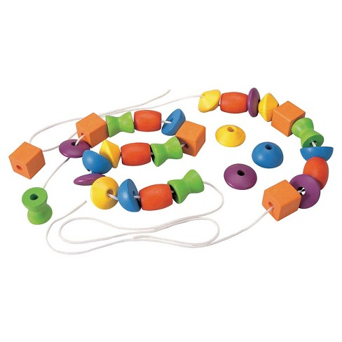 PlanToys® Lacing Beads - image 1 of 1