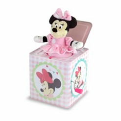 Kids Preferred Minnie Mouse Jack in the Box