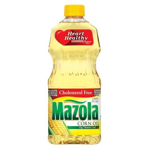Mazola 100% Pure Corn Oil - 40oz - image 1 of 3