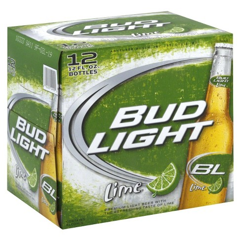 Bud Light® Lime Beer - 12pk / 12oz Bottles - image 1 of 1