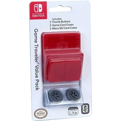 Nintendo Switch Game Traveler Value Pack