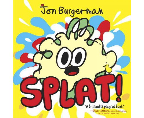 Splat! -  by Jon Burgerman (School And Library) - image 1 of 1
