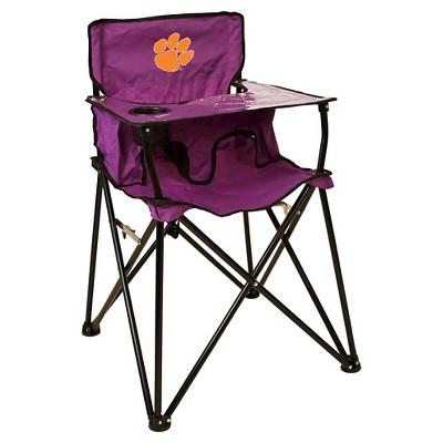 NCAA Clemson Tigers Ciao! BabyPortable High Chair