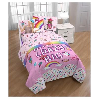 Beau JoJo Siwa Pink Sheet Sets (Twin)