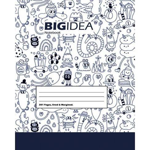Big Idea Notebook - by  Night Hauler (Paperback) - image 1 of 1
