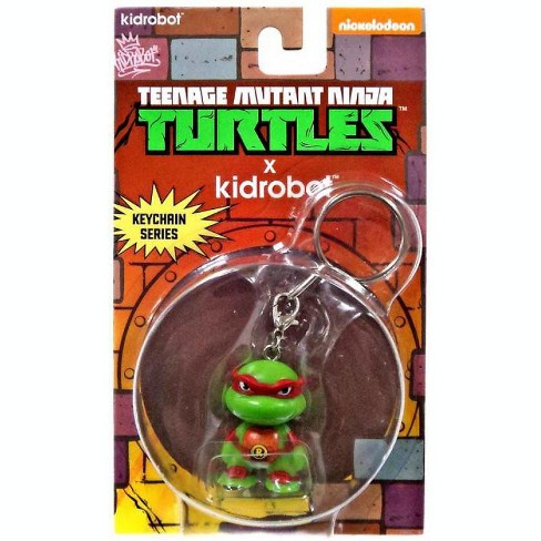 Teenage Mutant Ninja Turtles Nickelodeon Raphael 1.5-Inch Keychain - image 1 of 1