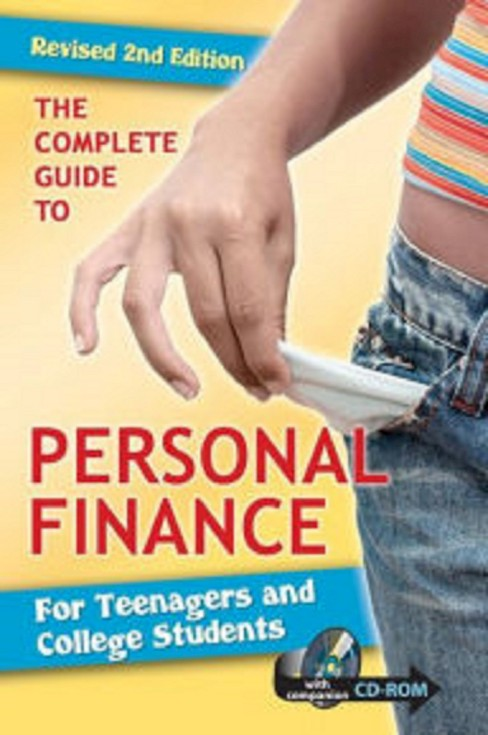 Complete Guide to Personal Finance for Teenagers and College Students (Revised) (Paperback) (Tamsen - image 1 of 1