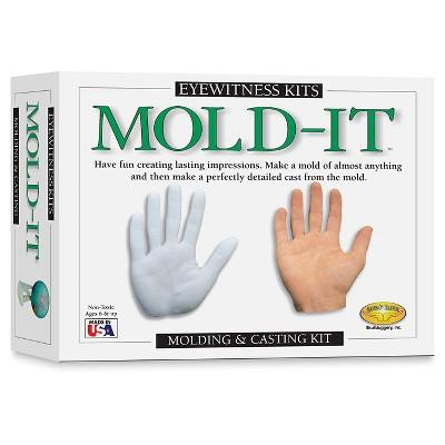 Eyewitness Hand Mold Casting Kit