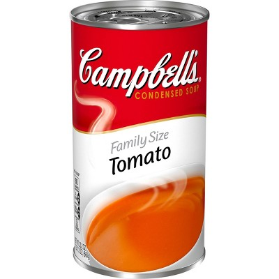 Campbell's Condensed Family Size Tomato Soup 23.2oz