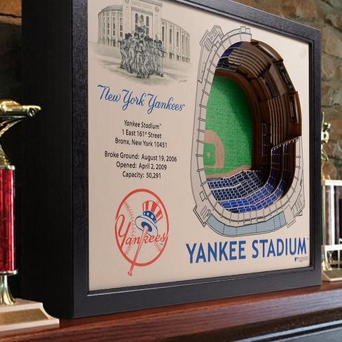 MLB New York Yankees Stadium Views Wall Art - Yankee Stadium : Target